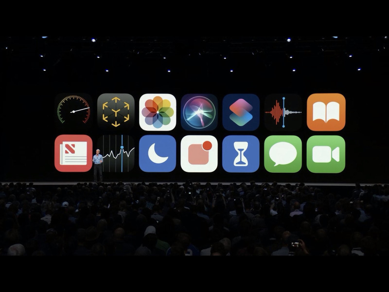 iOS 12 Apple iPhone WWDC