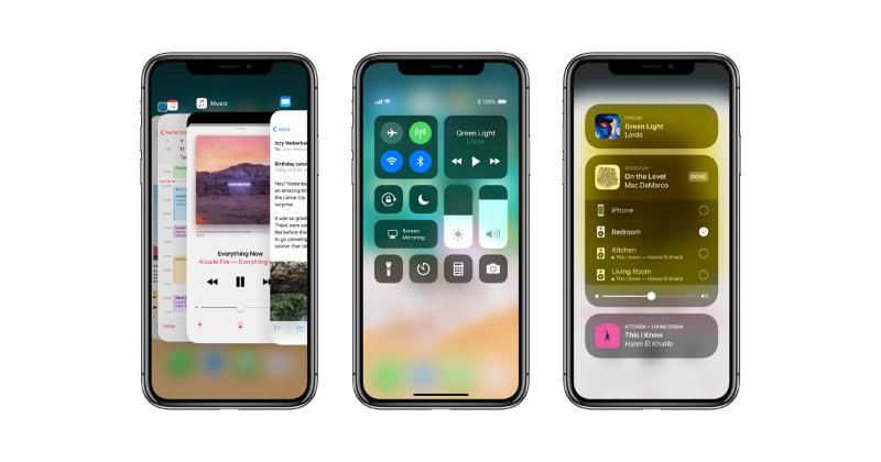 Apple iOS 12 Android Oreo Google WWDC 2018