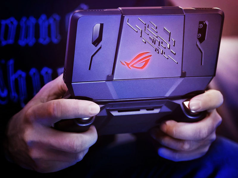ASUS Rog Phone Android wallpaper smartphone