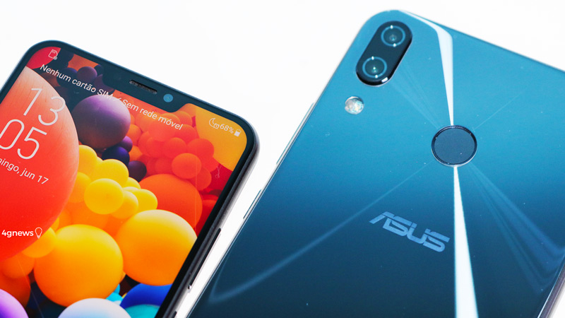 Asus ZenFone 5 Android