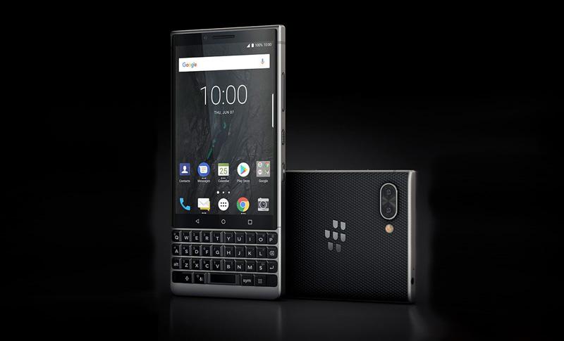 Android. BlackBerry Key2 chegará com preço pouco apelativo