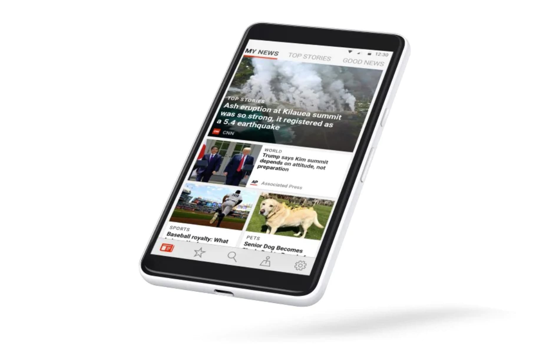 Microsoft News Android iOS