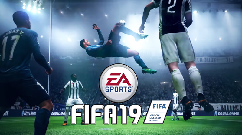 FIFA 19 PES 2019 loot boxes Electronic Arts Bélgica