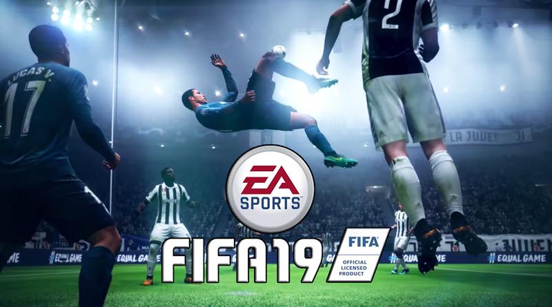 FIFA 19 PES 2019
