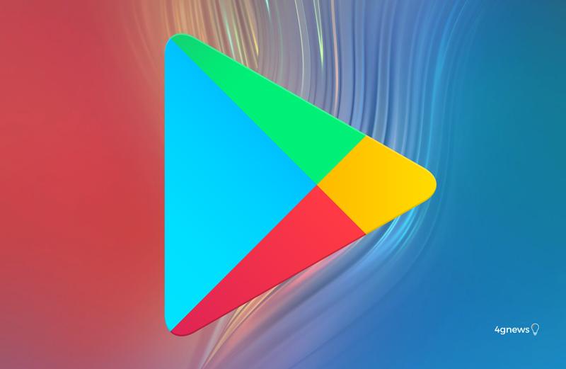 Google Play Store smartphone android programação TV