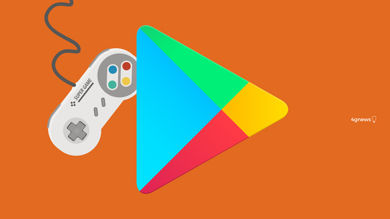 Google Play Store Android jogos Top 10