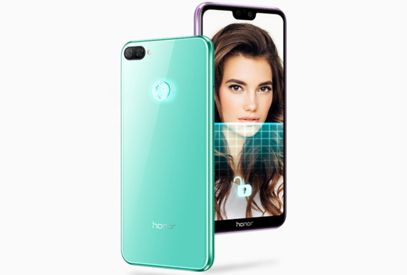 Huawei Honor 9i Android Oreo Google EMUI