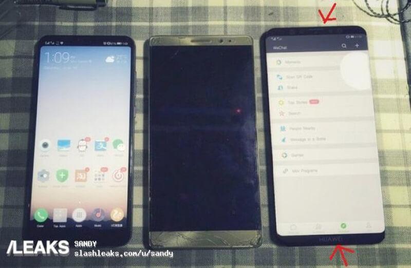 Huawei Mate 20: Afinal aquelas não eram as imagens do futuro terminal