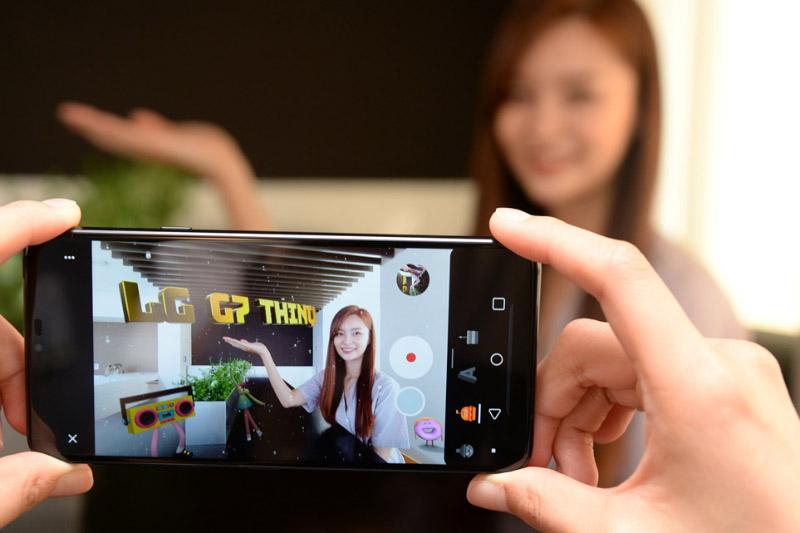BTS Google Pixel LG G7 ThinQ