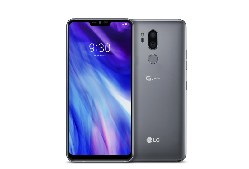 LG G7 ThinQ evento Portugal Android Oreo 1