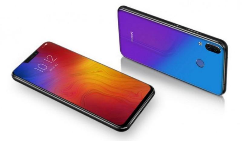 Lenovo Z5 ZUK Z5 Android Oreo Google smartphone