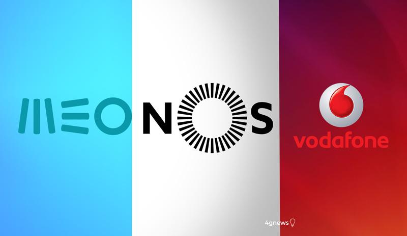 Sondagem: MEO, NOS ou Vodafone? Vota na melhor operadora móvel