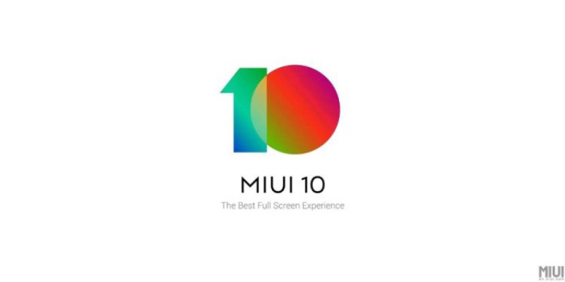 MIUI 10 Xiaomi Android Oreo Google Global