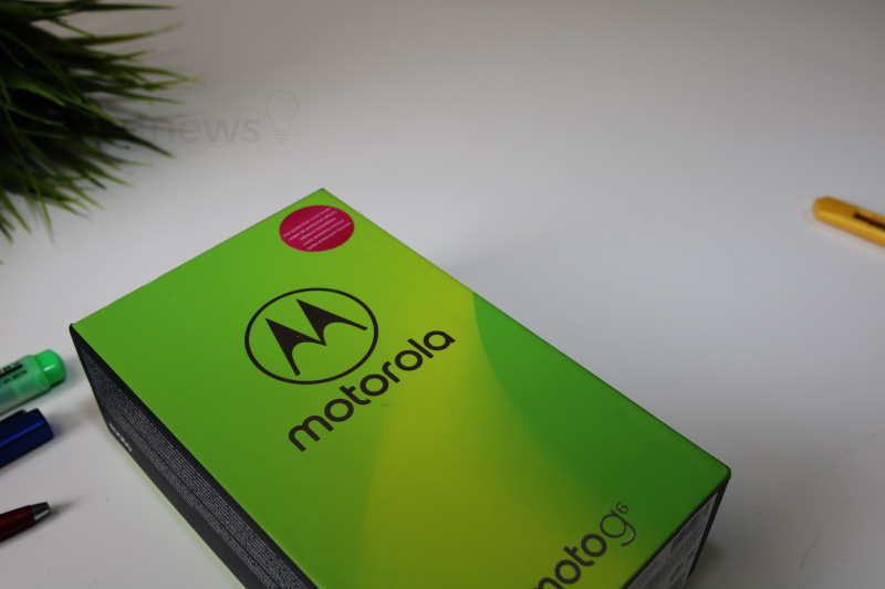 Motorola Moto G6 Android Pie