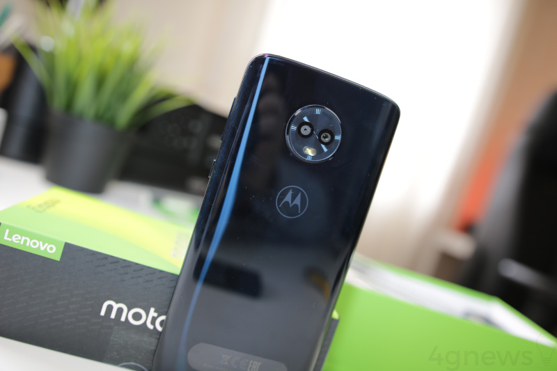Android Pie Motorola Moto G6 Android Oreo