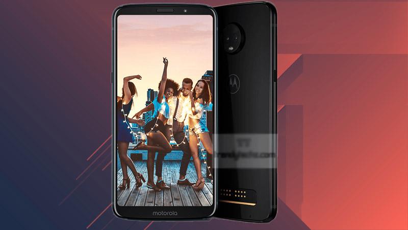 Motorola Moto Z3 Play Android Oreo Google
