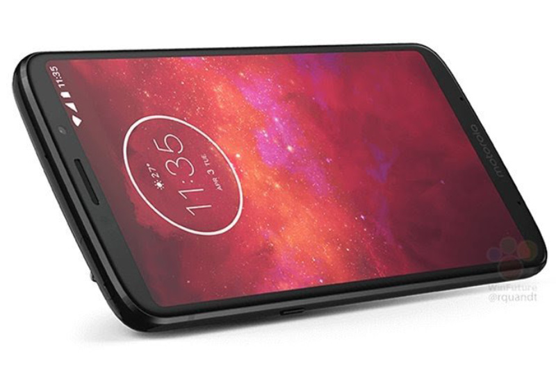 Motorola Moto Z3 Play Sanpdragon 660 Qualcomm