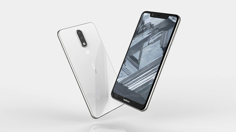 Nokia 5.1 Plus HMD Global smartphone