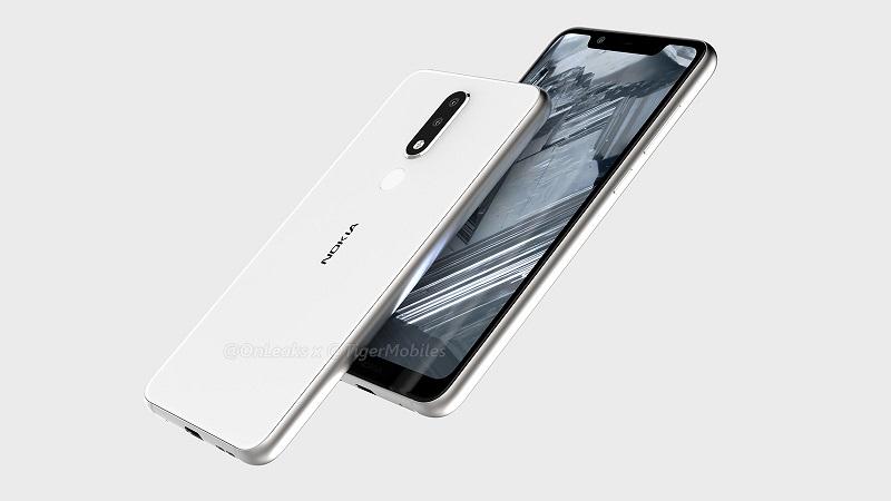 Nokia 5.1 Nokia X5 Android Oreo