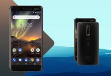 HMD Global Nokia 6.1 Android Pie