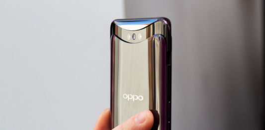 OPPO Find X Android Oreo