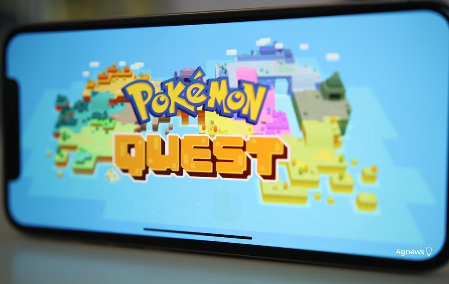 Pokémon Quest: O mais recente jogo da Nintendo chegou a iOS e Android
