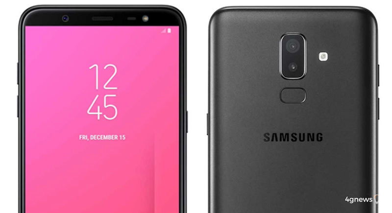 Samsung Galaxy J8 sensor de luminosidade smartphone
