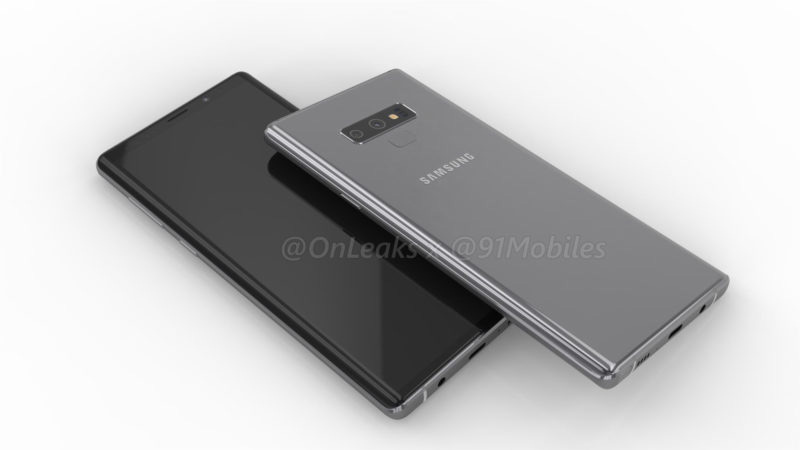 Samsung Galaxy Note 9 Android Oreo
