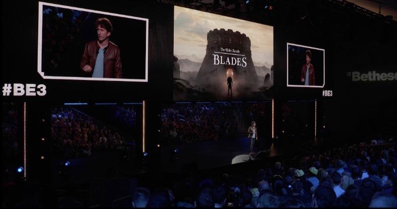 The Elder Scrolls- Blades Android iOS Bethesda