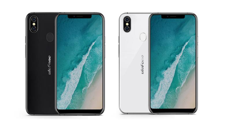 Ulefone X: O clone do iPhone X com Android que custa 145€