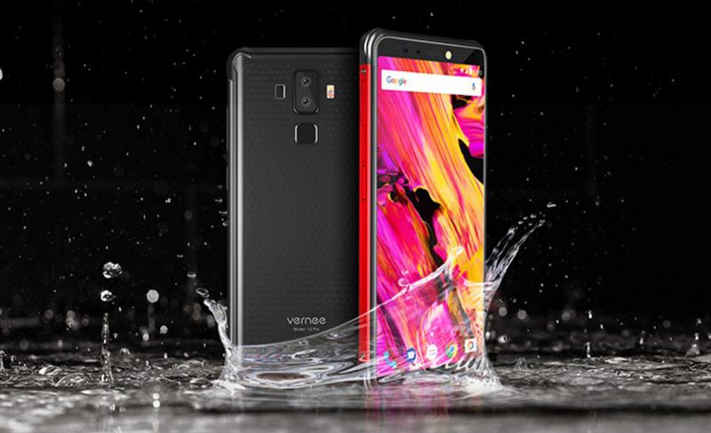 Vernee V2 Pro: O smartphone Android robusto com uma grande bateria