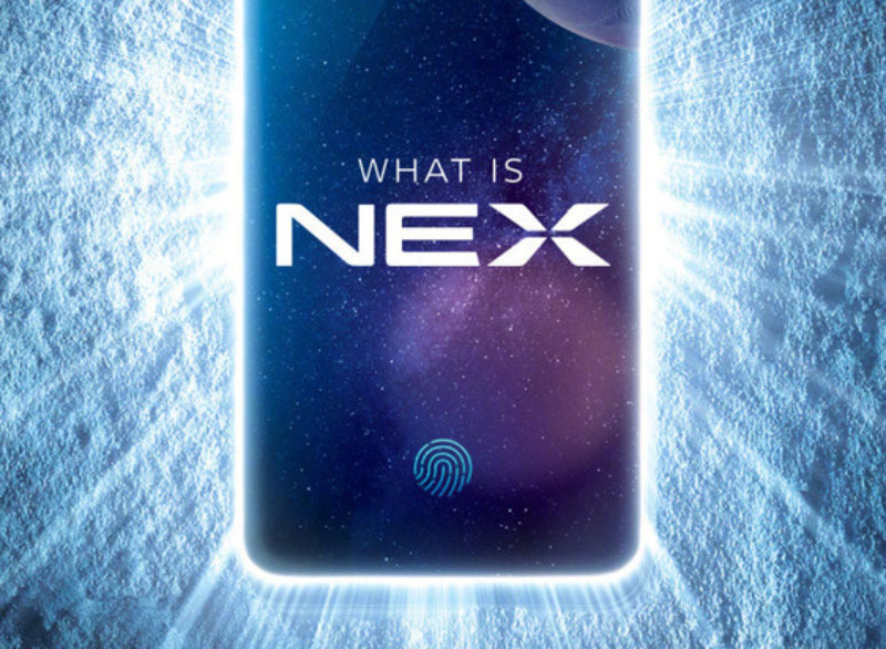 Vivo NEX S Android Snapdragon 710