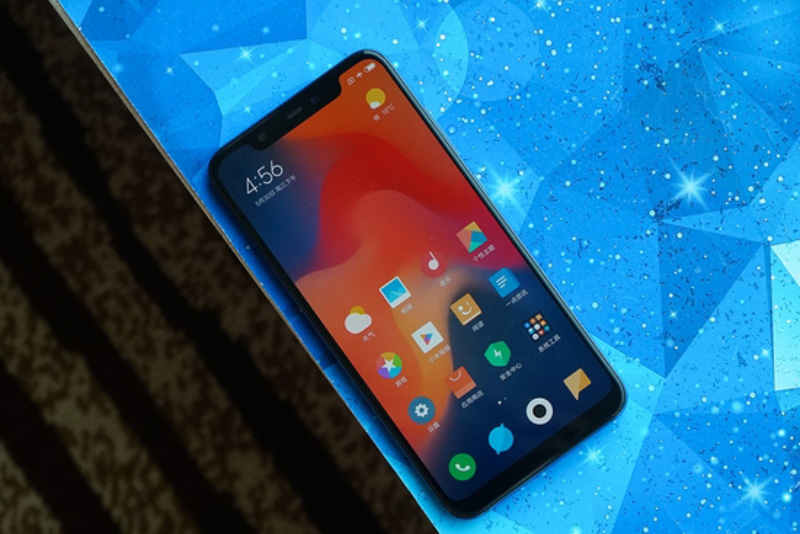 unboxing Xiaomi Mi 8 unboxing Android 1