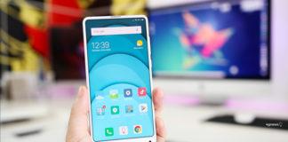 Xiaomi Mi MIX 2S Android Oreo Google MIUI 10 Xiaomi Mi MIX 3