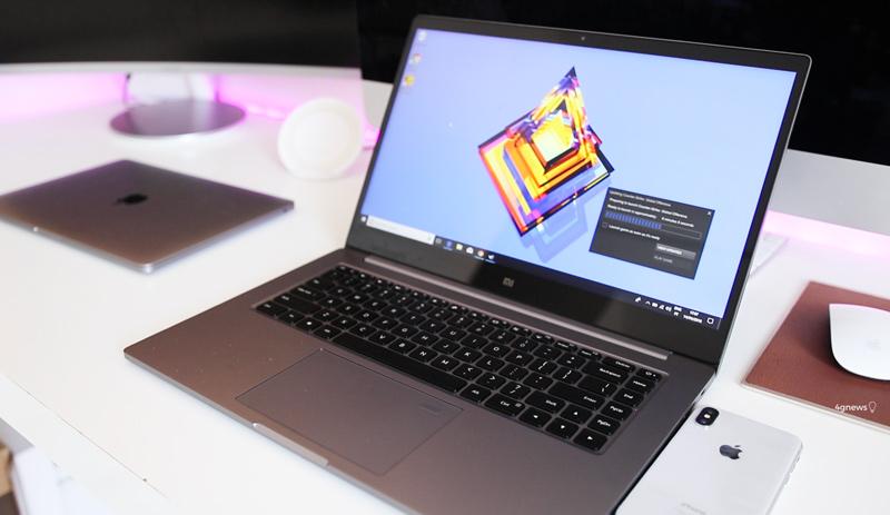 Xiaomi Mi Notebook Pro: Aproveita 214€ de desconto! (Tempo limitado)