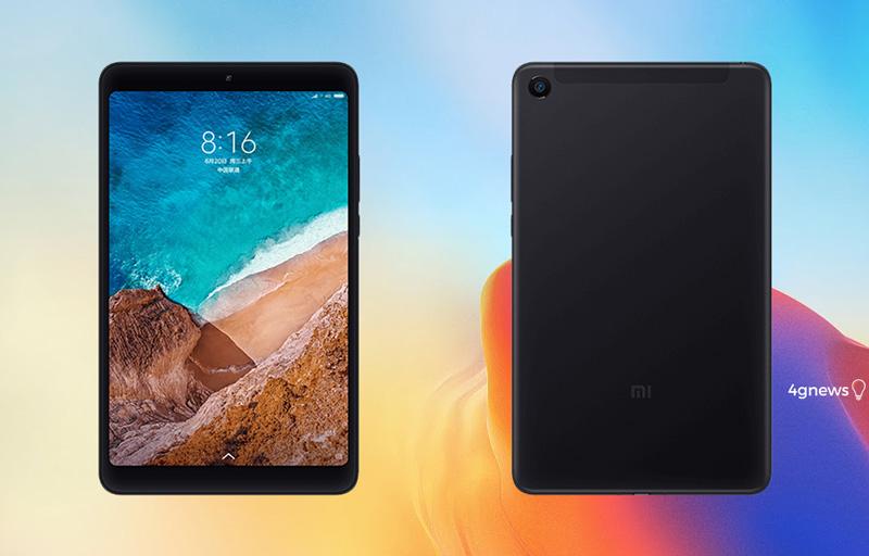 Xiaomi Mi Pad 4 é oficial. Um tablet Android com preço a ter em conta