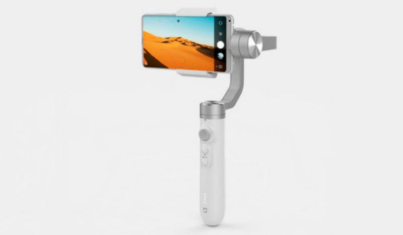 Xiaomi Mijia gimbal smartphones Android