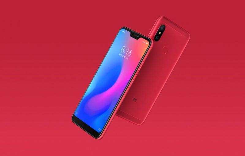 Xiaomi mostra-nos como será o design e cores do Xiaomi Redmi 6 Pro