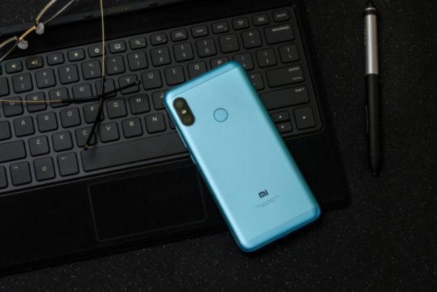 Xiaomi Redmi 6 Pro Android Oreo Google