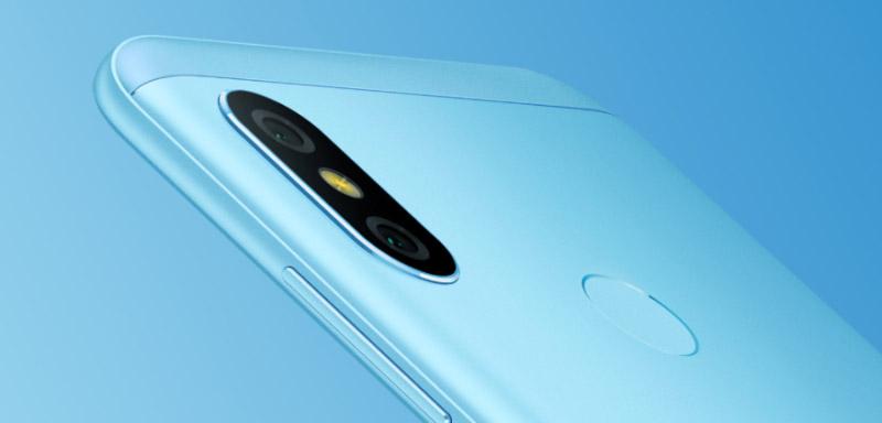 Xiaomi Redmi 6 Pro Android Oreo MIUI 6