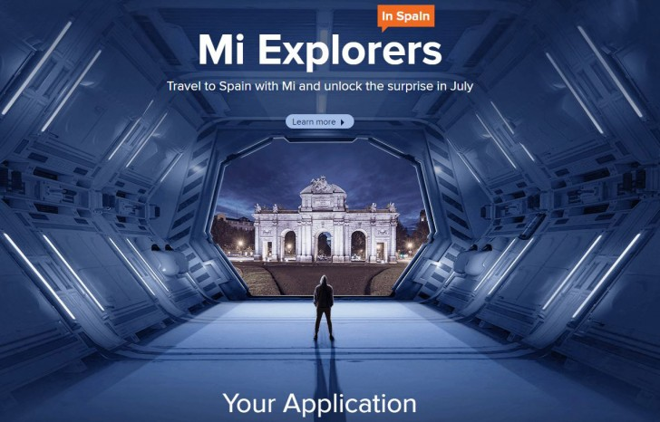 Xiaomi Mi Explorers Madrid