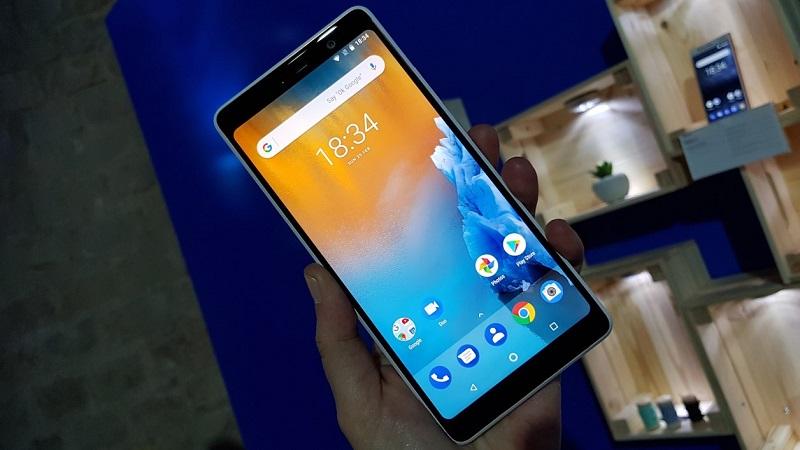 Nokia 7 Plus Android Pie HMD Global 4gnews