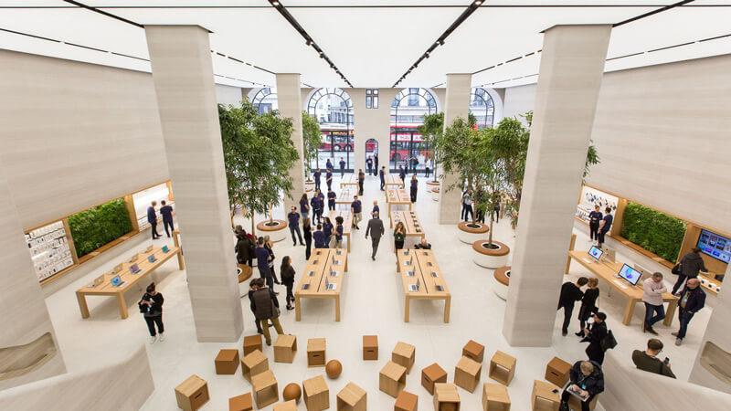Apple: Vídeo mostra como ladrões roubaram 16 mil euros em iPhones