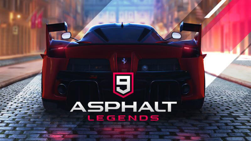 Tens de experimentar: Asphalt 9 Legends chegou ao Android e ao iPhone