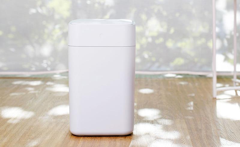 Xiaomi lançou um caixote do lixo inteligente que vais adorar