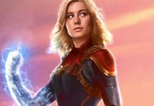 Captain Marvel Avengers End Game Infinity War
