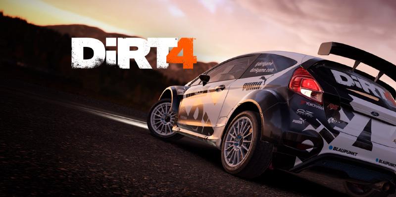 Codemasters rally cross Dirt 4 capa