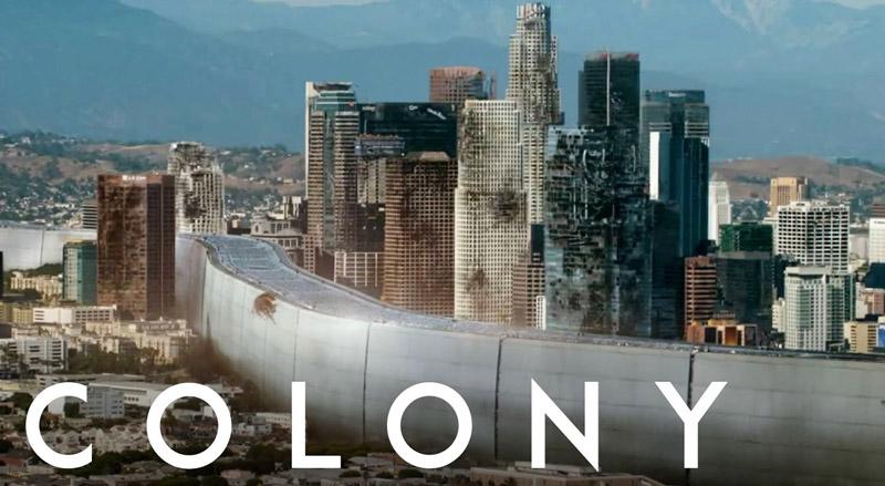 Colony foi cancelado. Uma boa história que fica por contar