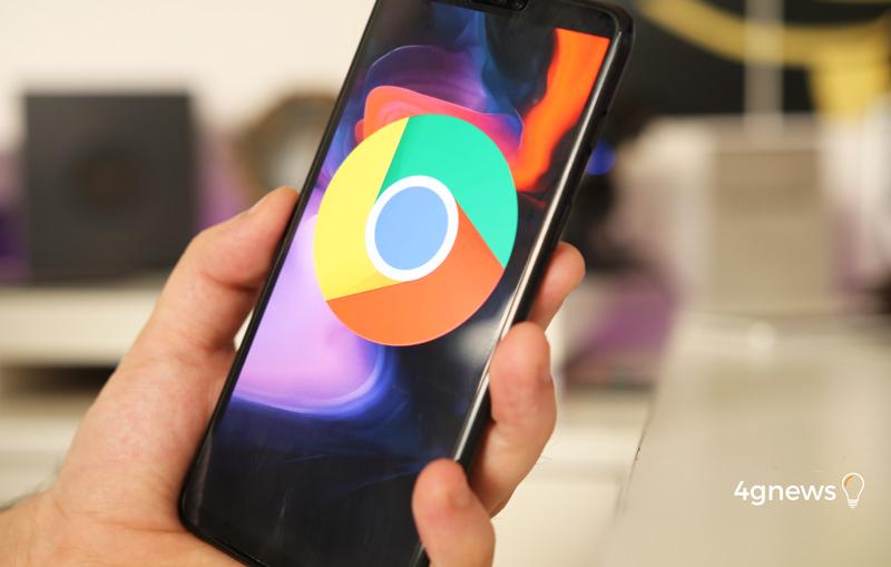 Google Chrome para Android tem uma nova característica que vais adorar