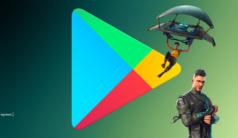 Google não quer te enganes por falsos Fortnite para Android